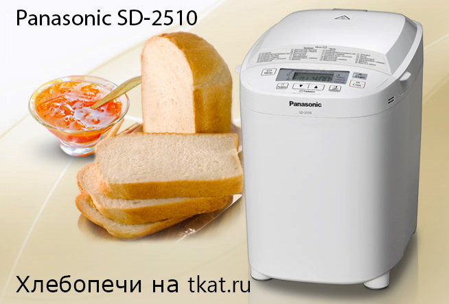 PANASONIC SD 2510